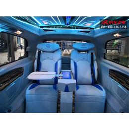 奔驰V-class升级进口奔驰V级商务房车4座总裁座驾