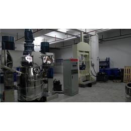廣州強力分散機 大玻璃膠專用設備 硅酮膠專用設備
