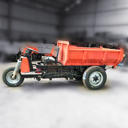 金业3吨矿用无刷电机大功率大载重电动自卸翻斗车