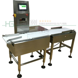 五金零件高精度重量检测机 恒刚