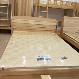 南昌青华家具  实木环保双人床 松木家具定制