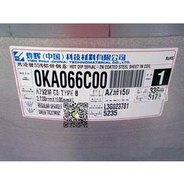 台湾烨辉彩钢板执行标准ASTM A792美标 镀铝锌150克