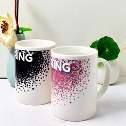 马克咖啡杯定制马克变色杯批发个性马克杯商家