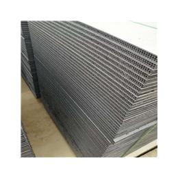 中瑞PP中空塑料建筑模板单螺杆板材挤出机