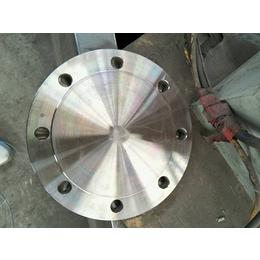 大连DN100国标Q235碳钢盲板法兰坤航亚博国际版供货