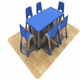 意德樂 YDL-1022豪華課桌實木課桌椅 實木家具 幼兒園課桌椅