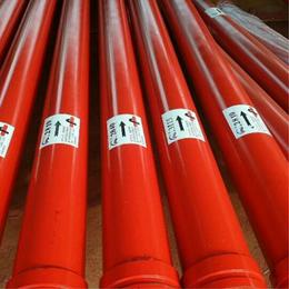 中联3米无缝低压高压地泵管砼泵管125地泵管子弯头厂家价格