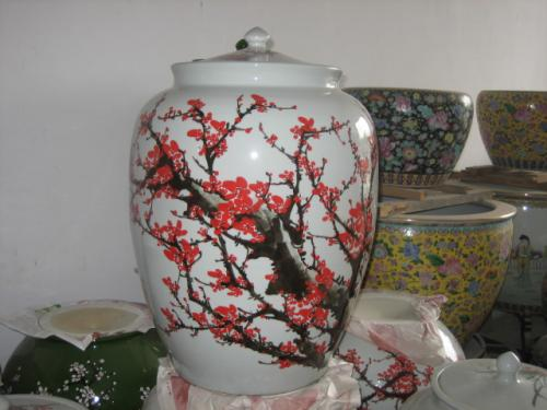中國早期陶瓷的釉色發展歷史