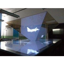 展馆展厅全息互动投影_投影地面互动_投影互动系统