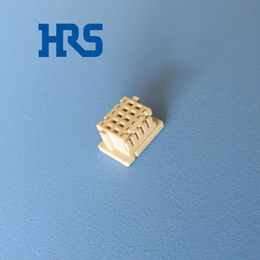 HRS连接器DF20A系列胶壳10pin间距1mm双排接插件缩略图