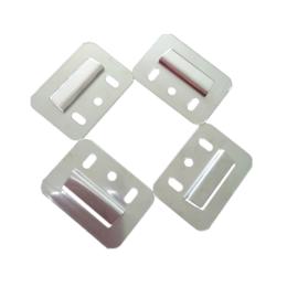 供应方正中号不锈钢集成墙板装修安装通用卡扣配件