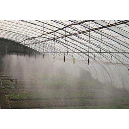 智能行走式喷水系统  温室灌溉   厂家直供-安平汉明农业