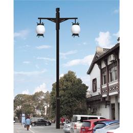 庭院灯 定制生产 3米4米 样式全价格低 保定利祥定制生产