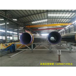 郑州3pe地埋防腐钢管生产加工