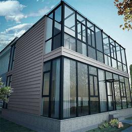 中空钢化 玻璃阳光房盖顶缩略图