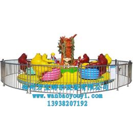 游乐设施、大型游乐设施青虫滑车、万宝游乐(优质商家)