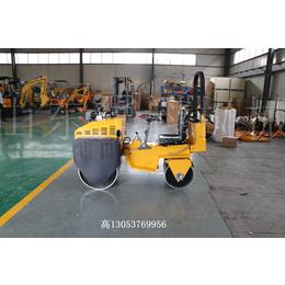 山东华科机械  压路机厂家 手扶式振动压路机座驾式压路机