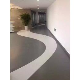 南充地胶南充PVC运动地板同质透心PVC地板