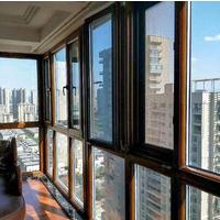 这种门窗美观又坚固,装上能用很久
