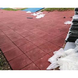 绿健塑胶-呼伦贝尔安全地垫-幼儿园安全地垫