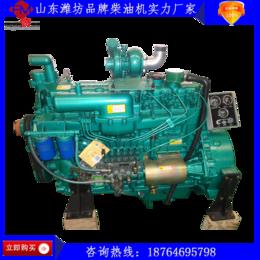 潍坊6113柴油发电机组配套150KW全铜发电机