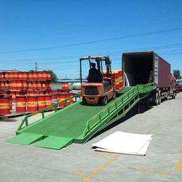 10吨移动登车桥 仓库装卸过桥设计生产 叉车装卸过桥报价