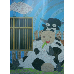 壁画,申达陶瓷厂,瓷砖背景壁画