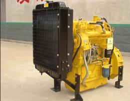 潍坊ZH4102ZG工程机械用柴油机用于铲车