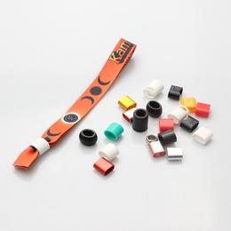 厂家供应精美2D立体PVC软胶手腕带 环保无毒 色彩艳丽