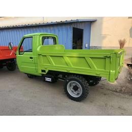 奥斯顿22马力工地农用柴油自卸翻斗三轮车三马子可定做