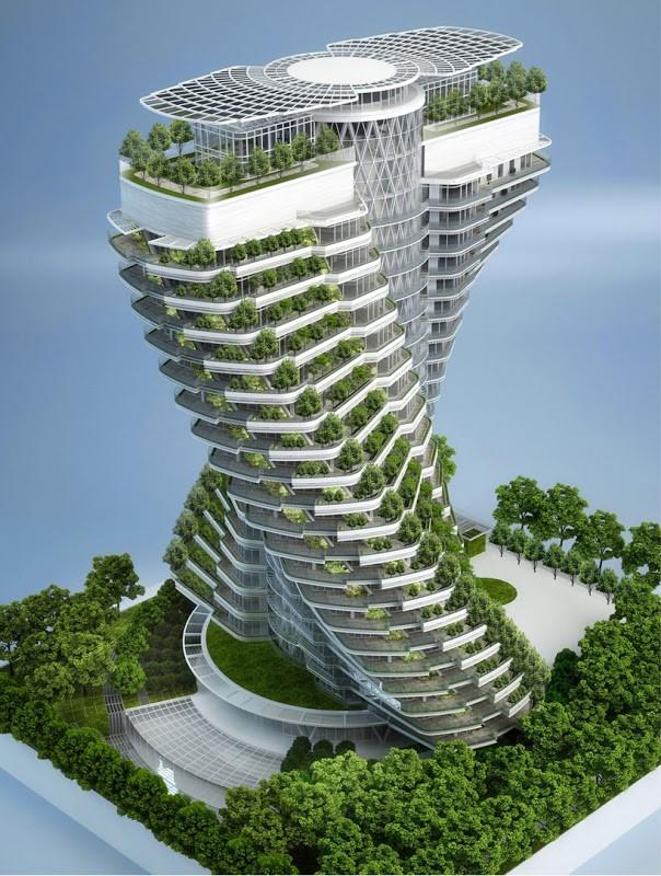 绿色建筑技术应用策略总结