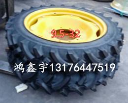 喷药机轮胎9.5-32中耕机轮胎农业平安国际乐园轮胎现货批发零售