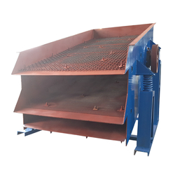 柏立松大 筛分设备振动筛 筛分建筑用沙 河沙 山沙可定制