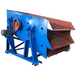 工厂直销大型振动筛沙机 多层单轴振动筛 金属丝编织网筛选机