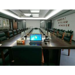 四川QJL勤嘉利品牌超薄升降终端智能音视频会议系统