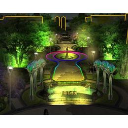 山西LED楼宇亮化工程、山西玉展照明(在线咨询)、楼宇亮化