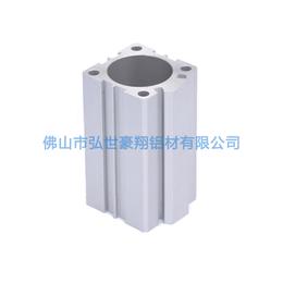 精抽铝管气缸管来图来样定做 米字铝合金圆管齿轮管 铝型材厂家