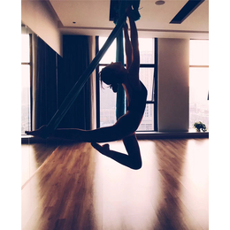 一禾瑜伽---空中瑜伽