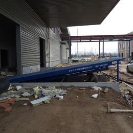 6吨登车桥 台边式装卸调节板 吉林登车桥直销