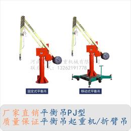 厂家供应PJ系列100公斤平衡吊 小型电动平衡吊
