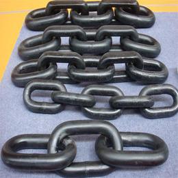 鲁兴矿用链条制造30mm32mm35mm矿车三环链 两环链