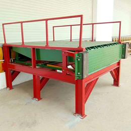 6噸登車橋 貨臺裝卸過橋 江西倉庫裝卸登車橋設計安裝