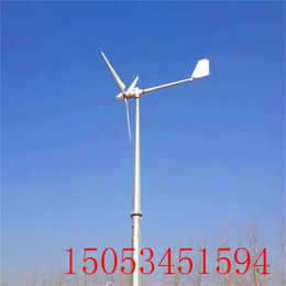 宁津晟成20千瓦风力发电机离网并网发电系统永磁发电机简介