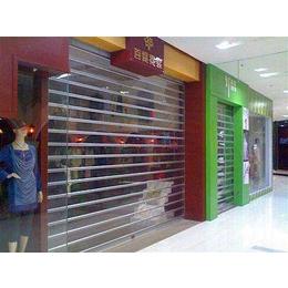 塘沽区电动卷帘门安装厂家 天津承接商场水晶卷帘门美观大方