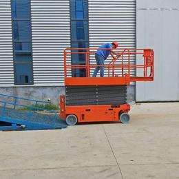10米全自行走升降机厂家直销 福清市电池驱动升降平台供应