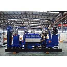 安徽300KW冷热联动燃气发电机组 冷热电三联供燃气机厂家