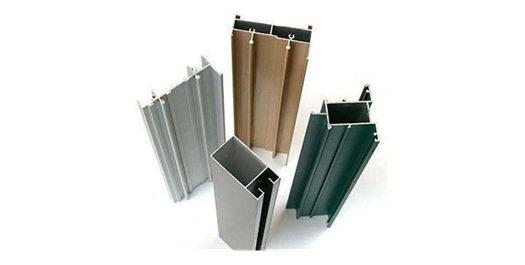 推拉铝材产品四