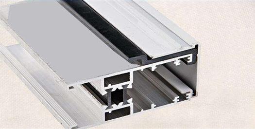 平开门窗铝材产品定制