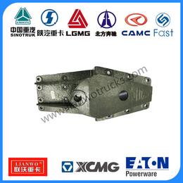 供应中国重汽配件70矿配件WG9770520255前簧后支架
