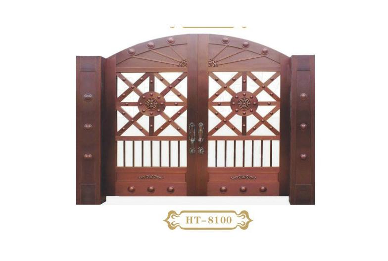 HT-8100 庭院门